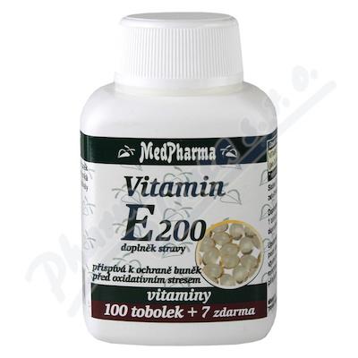 MedPh Vitamin E 200 tob.107