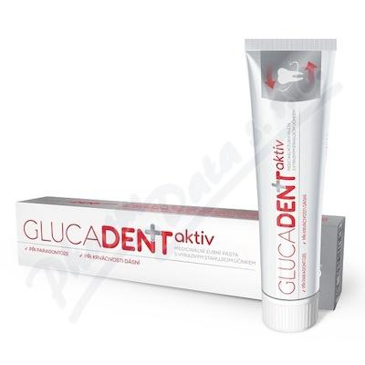 Glucadent+aktiv zubni pasta 95g