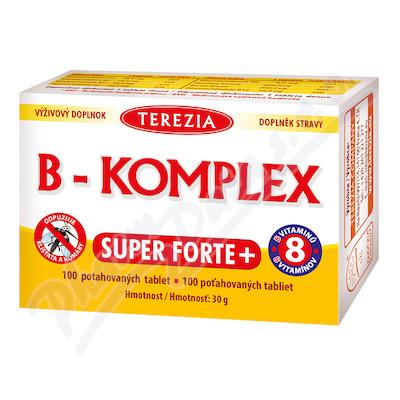 TEREZIA B-Komplex Super Forte+tbl.100