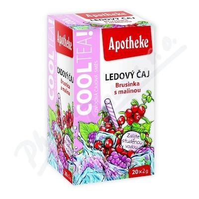 CoolTea Brusin.s malin.čaj 20x2g APOTHEK