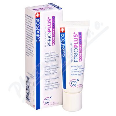 CURAPROX Perio Plus+ Focus gel 10 ml