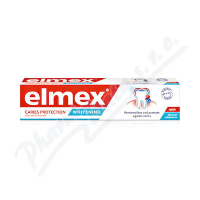 Elmex zubní pasta Caries Prot.Whit.75ml