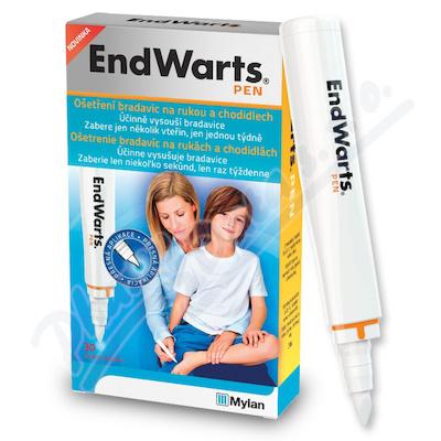 EndWarts PEN 3ml pero k odstr.bradavic