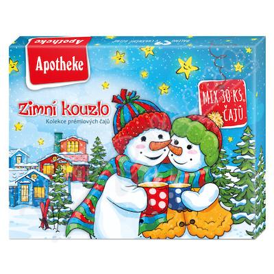 Kolekce čajů Zim.pohá.30x2g+omalov.APOTH