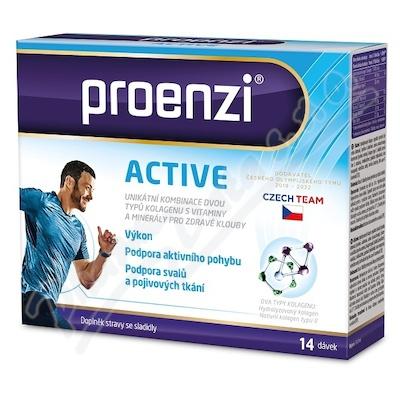 W Proenzi Active 14 dávek