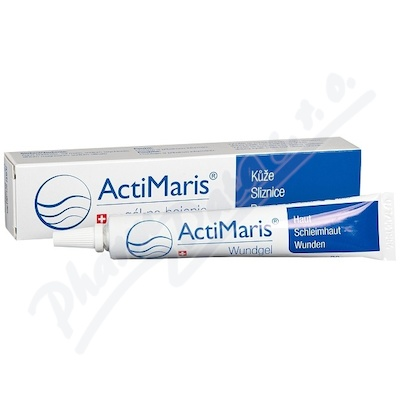 ActiMaris Gel na rany 20g