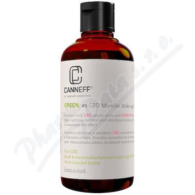 CANNEFF GREEN.1 CBD Micellar Rem. 200ml