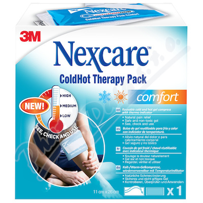 3M Nexcare ColdHot Therapy Pack Comfort
