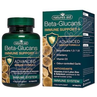 Beta Glukany+ (s antiox.)na imunitu 30tb