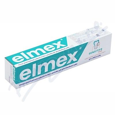Elmex Sensitive zubní pasta 75ml zelená
