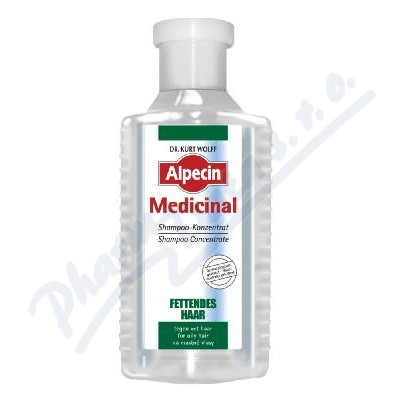 ALPECIN Medicinal šamp.na mast.vl. 200ml