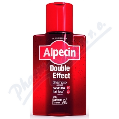 ALPECIN Energ.Double Effect Shamp.200ml