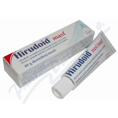 Hirudoid crm  1x40g