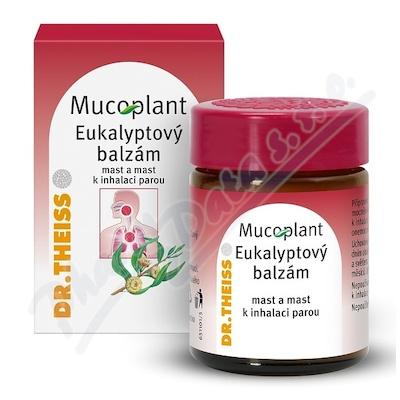 Mucoplant Eukalyptový balzám 50g