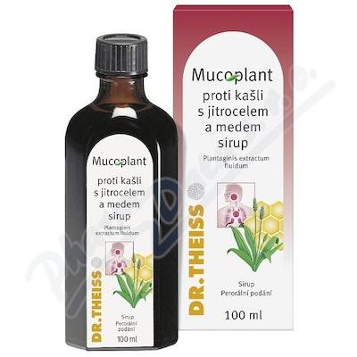 Mucoplantjitrocel a med sirup 100ml