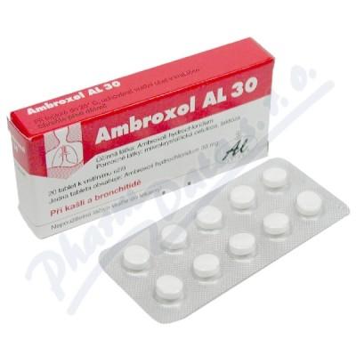Ambroxol AL 30mg tbl.20x30mg