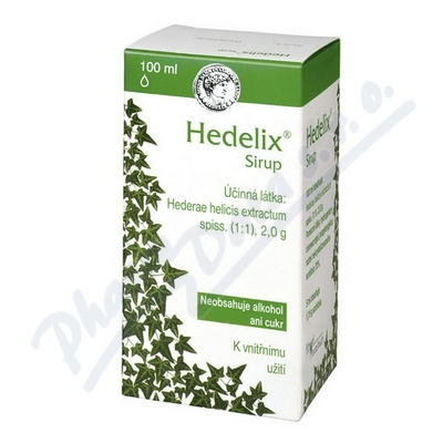 Hedelix sirup 1x100ml/2g