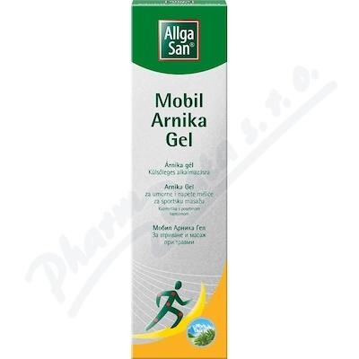 Allga San mobil Arnika gel 100ml