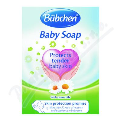Bubchen Baby dětské mýdlo 125g