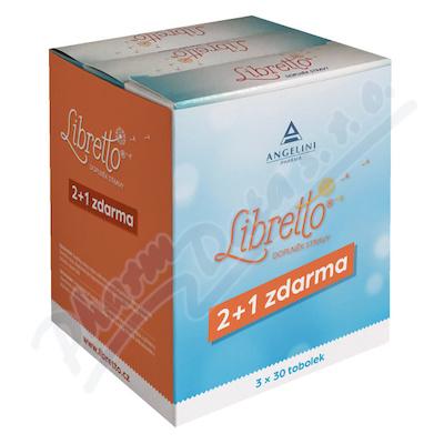Libretto tob.3x30 (2+1 ZDARMA)