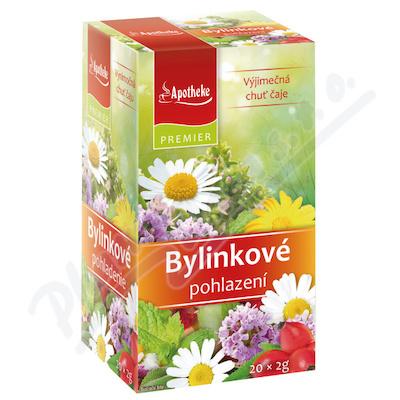 Čaj Bylinkové pohlazeni 20x2g APOTHEKE