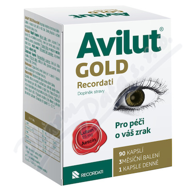 Avilut GOLD Recordati cps.90