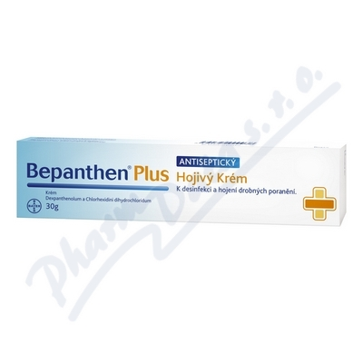 Bepanthen Plus crm.1x30g (D).