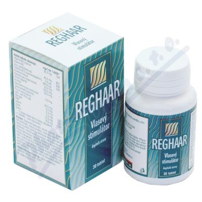 W Reghaar vlasový stimulátor tbl.30