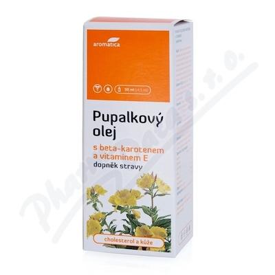 ARO Pupalkový olej s beta-kar,vit.E100ml