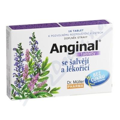 DR.MULLER Anginal tbl se šal.a lék.16tCZ