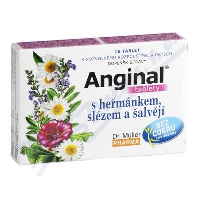 DR.MULLER Anginal t.s heřm.sl. a š.16tCZ