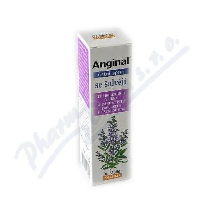 DR.MULLER Anginal ús.sprej se šalv. 30ml