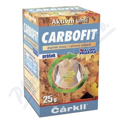 Carbofit prášek 25g