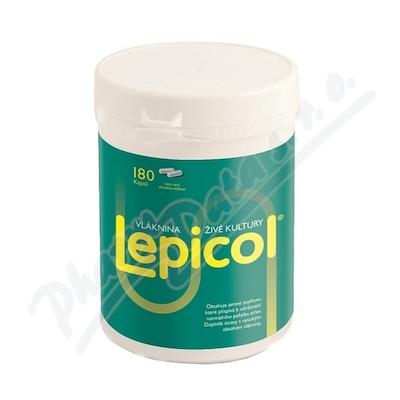 Lepicol pro zdravá střeva cps.180 ASP