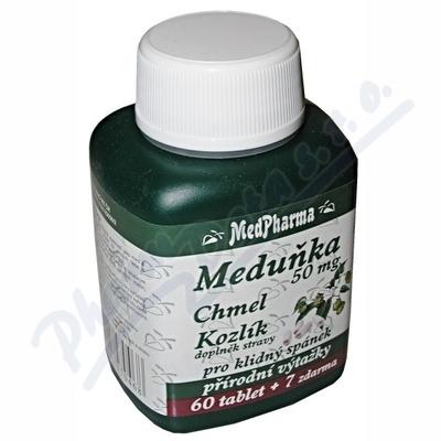 MedPh Meduňka+chmel+kozlík cps.67