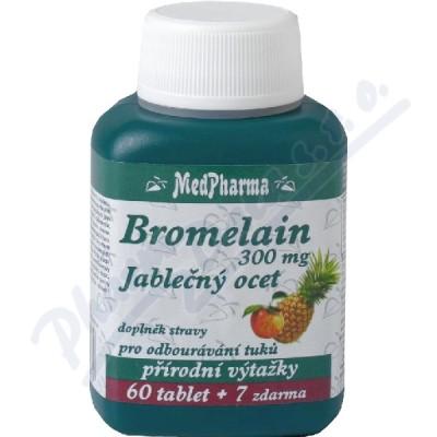 MedPh Bromelain+jabl.ocet+LKVB6 67tbl.