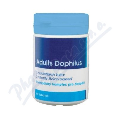 Adults Dophilus tob.60-pro dospělé