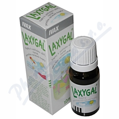 Laxygal gtt.1x10ml/75mg