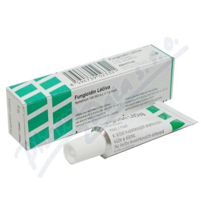Fungicidin LÉČIVA ung.1x10g