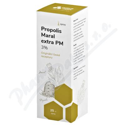 PM Propolis Maral extra3% ústní spr.25ml