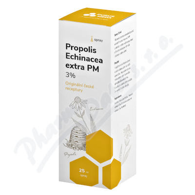 PM Propolis Echinacea extra3% spray 25ml