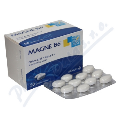 Magne B6 drg.50