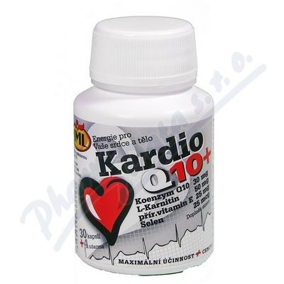 JML Kardio Q10+30mg cps.34(L-Karnit+sele