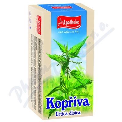 Čaj Kopřiva dvoudomá 20x1.5g n.APOTHEKE