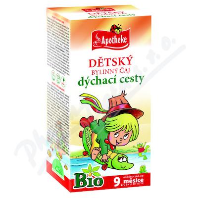Čaj Bio Dětský dých.cesty20x1.5gn.s.APOT