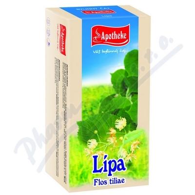 Čaj Lipový 20x1.5g n.s. APOTHEKE