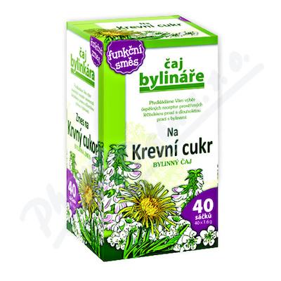 Čaj Bylináře Krevní cukr n.s.40x1.6g