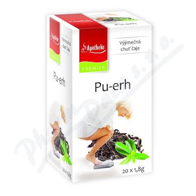 Čaj Pu-erh 20x1.8g n.s.Apotheke