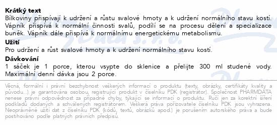 ALAVIS MAXIMA Whey protein conc.Syrov.prot.80%25ks
