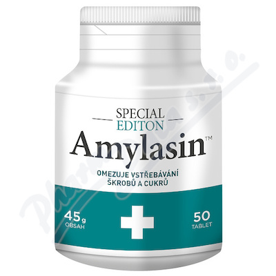 Brainway Amylasin cps.50